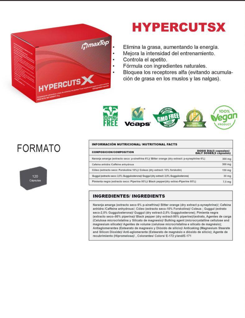 Hypercuts-X