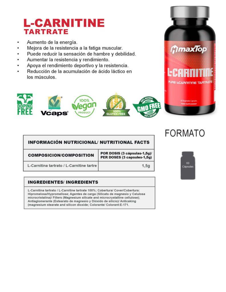 L-Carnitine-Tartrate