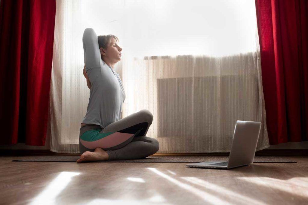 Los-beneficios-de-pilates-en-casa