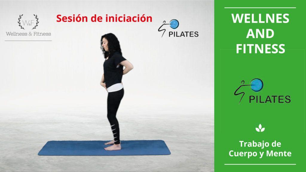 Sesión 01 - Pilates