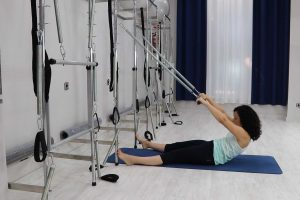 Roll Down - Pilates Torre